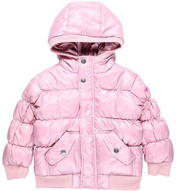 Appaman Kids - Puffy Down L/S Coat (Toddler/Little Kids/Big Kids) (Ballerina Pink) - Apparel