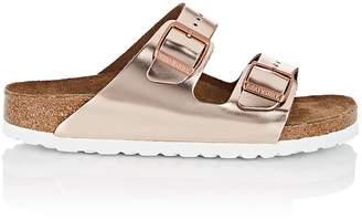 Birkenstock Women's Arizona Patent Leather Double-Buckle Sandals
