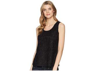 Roper 1596 All Over Lace Tank Women's Clothing