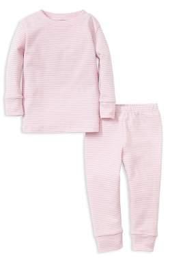 Kissy Kissy Girls' Striped Pajama Top & Pants Set - Baby
