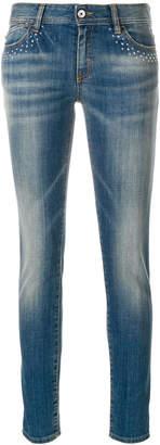 Just Cavalli bead detail jeans