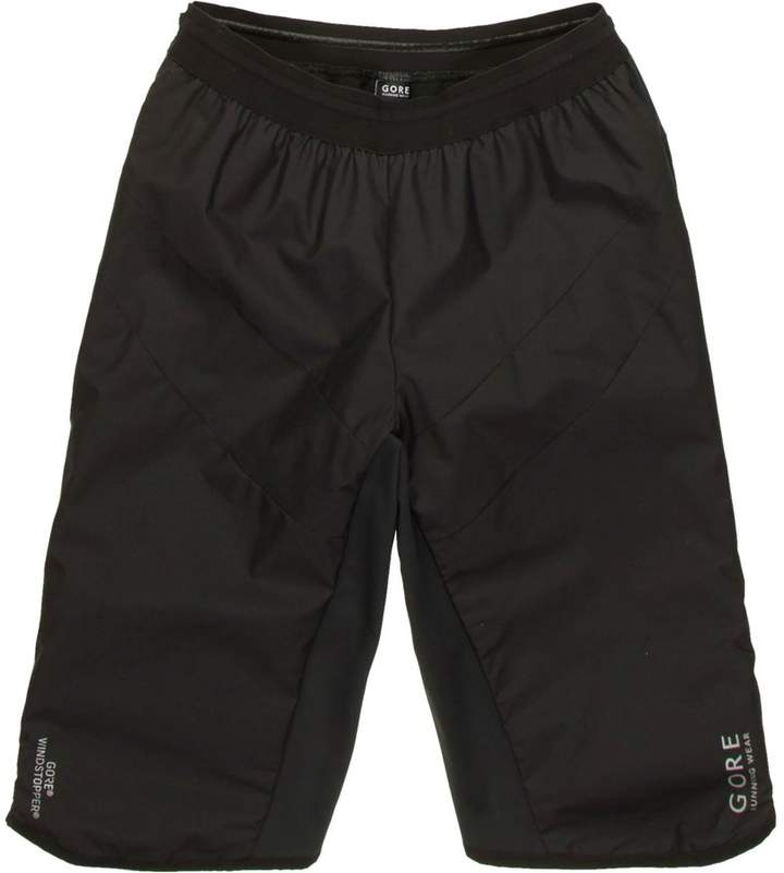 Gore Running Wear Essential Gore Windstopper Insulated Short