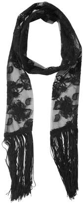 Ann Demeulemeester Embroidered Tech Scarf