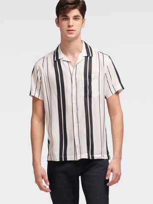 DKNY Black Stripe Shirt