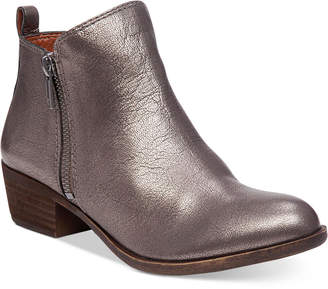 Lucky Brand Women's Basel Booties Women's Shoes $129 thestylecure.com