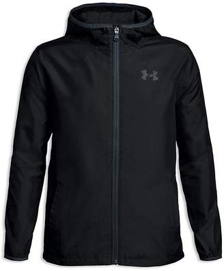 Under Armour Boys' Foldable Windbreaker Jacket - Big Kid