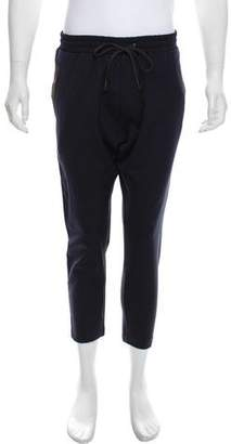 Damir Doma Flat Front Wool Joggers