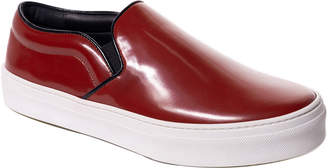 Celine Leather Skate Slip-On Sneaker