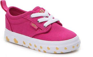 Vans Atwood Toddler Slip-On Sneaker - Girl's