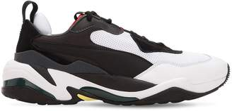 Puma Select THUNDER LEATHER & MESH SNEAKERS