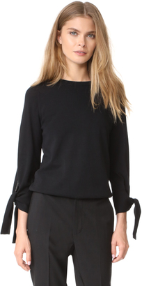 Brochu Walker Greer Pullover $328 thestylecure.com