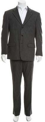 Valentino Wool-Blend Two-Piece Suit