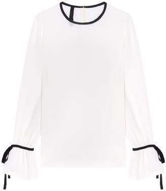 Mother of Pearl Patsy Long Sleeves Top
