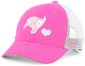 '47 Girls' Tampa Bay Buccaneers Sugar Sweet Mesh Adjustable Cap