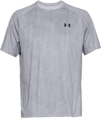Under Armour Men Tech Printed Short Sleeve Shirt