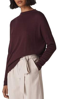 Whistles Relaxed Grown On Sweater