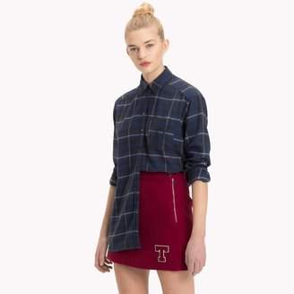 Tommy Hilfiger Plaid Flannel Shirt
