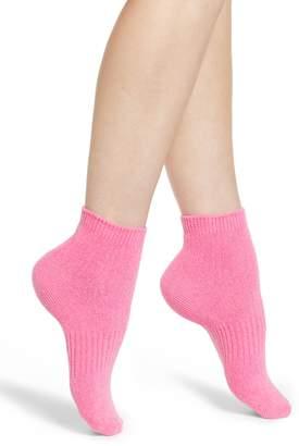 Make + Model Butter Ankle Socks
