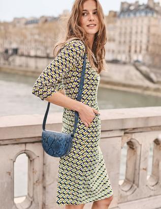 Boden Penny Jersey Dress