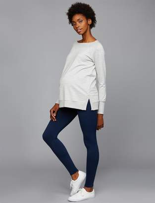 David Lerner Secret Fit Belly Maternity Leggings