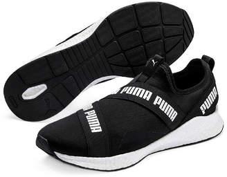 Puma Nrgy Mens Slip-on Running Shoes
