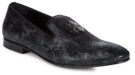 Roberto Cavalli Plaintoe Smoking Slippers