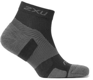 2XU Vectr Stretch-Knit Socks