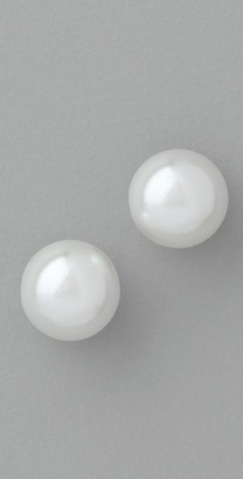 Juliet & Company Petite Pearl Studs