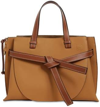Loewe Gate Leather Top Handle Bag