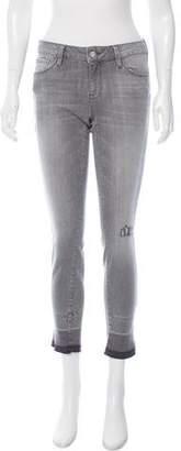 Mavi Jeans Adriana Ankle Mid-Rise Skinny Jeans w/ Tags
