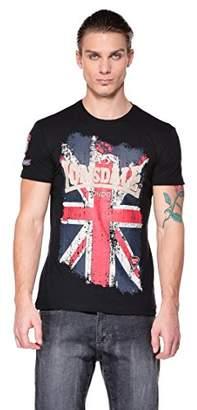 Lonsdale London Men's Jacob Regular Fit T-Shirt
