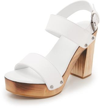 Vince Solange Sandals $395 thestylecure.com