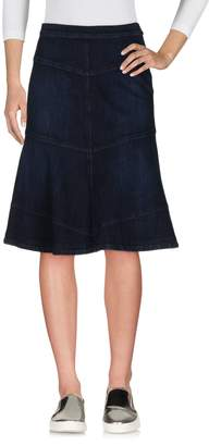 Patrizia Pepe Denim skirts