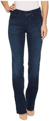 NYDJ Marilyn Straight Jeans in Smart Embrace Denim in Morgan Women's Jeans