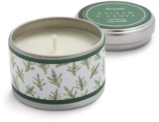 Sur La Table Tin Holiday Soy Candles, 2.5 oz.