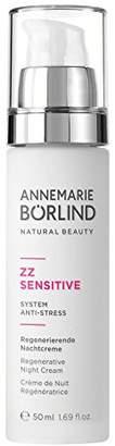 Annemarie Borlind (アンネマリー ボーリンド) - アンネマリーボーリンド ZZ ナイトRクリーム(夜用クリーム)[敏感肌向け]