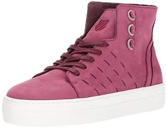 K-Swiss Women's Modern High P Sneaker