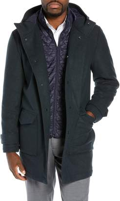 Bonobos Slim Fit Tech Wool Blend Field Jacket