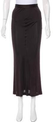 CNC Costume National Knit Maxi Skirt