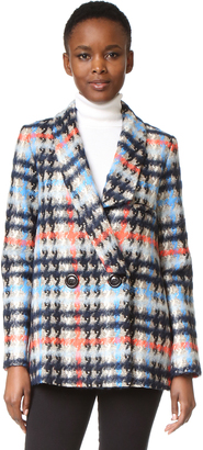 Milly Katie Peacoat $575 thestylecure.com