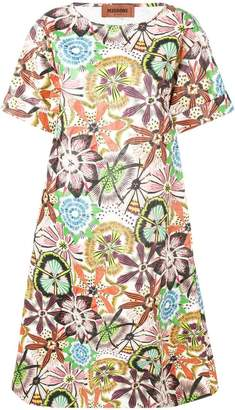 Missoni oversized floral dress