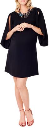 Ingrid & Isabel Tulip Sleeve Shift Dress
