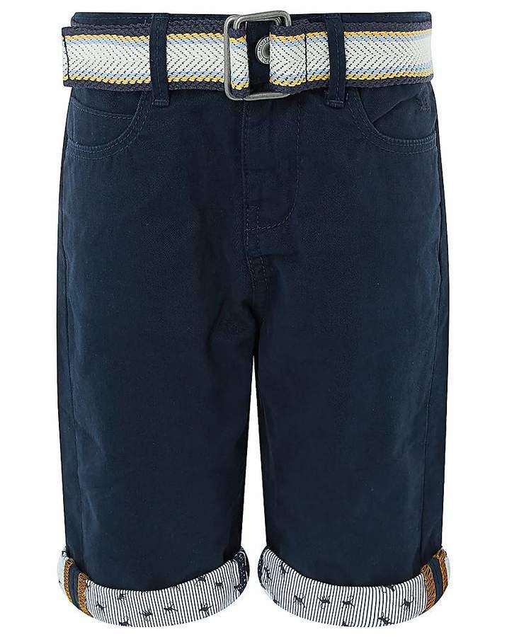 Natty Navy Shorts