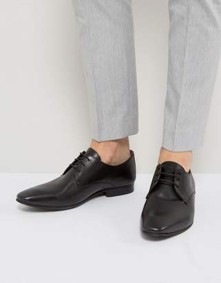 WALK LONDON Walk London City Leather Derby Shoes