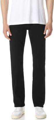 Paige Normandie Black Shadow Jeans