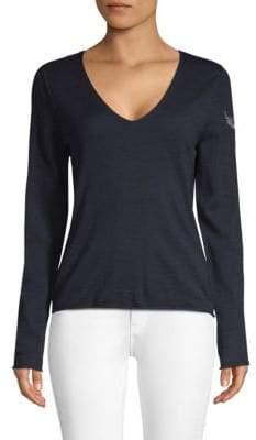 Zadig & Voltaire Nofsa Merino Wool Sweater