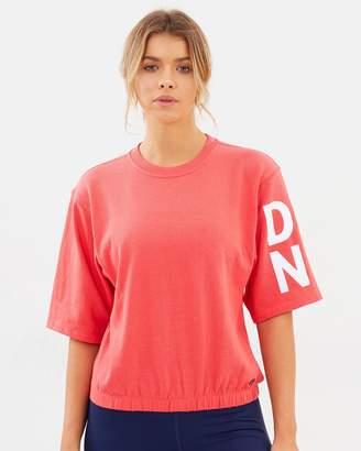 DKNY Short Sleeve Sweatshirt