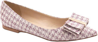 Bruno Magli M by M By Steffy Canvas Flat