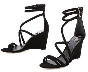 Brian Atwood Sedini Strappy Wedges
