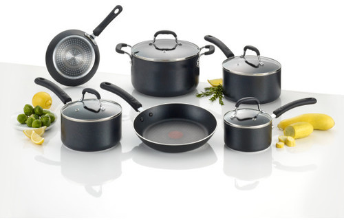 T-Fal T-fal Professional 10 Piece Non-Stick Cookware Set